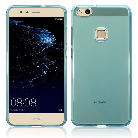 Huawei P10 Lite Slank Design TPU Gel Cover - Blue